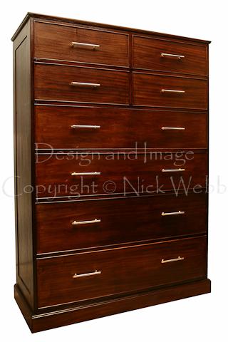 4 drawer cabinet wood